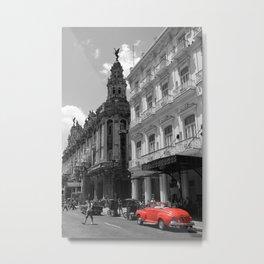 Havana 5 Metal Print