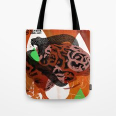 Dark Brains Club Tote Bag