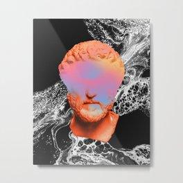 Zar Metal Print