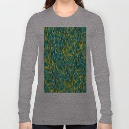 Ikat Floral Long Sleeve T-shirt