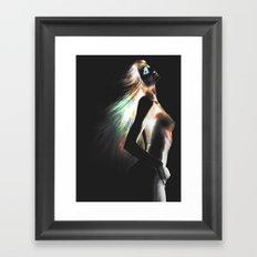 In Color Framed Art Print