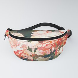 Blush #nature #digitalart Fanny Pack