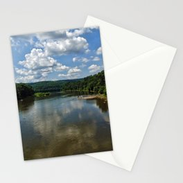Song of the Delaware River Stationery Cards