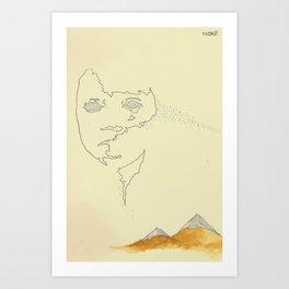 fromdust Art Print