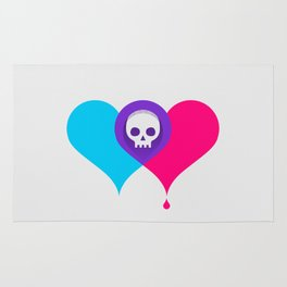 A Death-Marked Love Rug