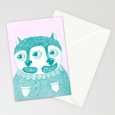 Going Twice Stationery Cards