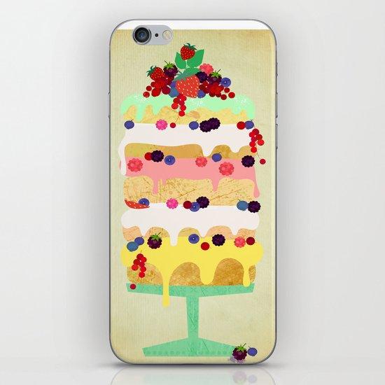 Fairy Cake iPhone & iPod Skin