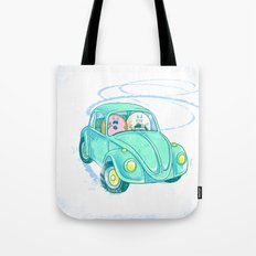 We're Doing Donuts!  Tote Bag