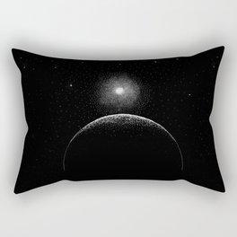 Moon Stars Space Rectangular Pillow