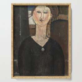 Amedeo Modigliani - Antonia Serving Tray