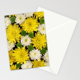 Yellow & Green Stationery Cards
