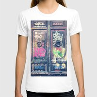 doors T-shirts featuring doors by dillon hesse