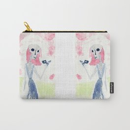 Zombie Snow White Carry-All Pouch