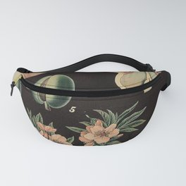 Botanical Almond Fanny Pack