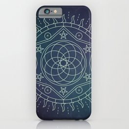 Alchemist Circle  iPhone Case