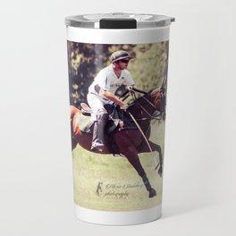 Polo Pony 2 Travel Mug