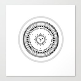 Lens From The Future  Canvas Print