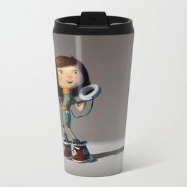 Phibie Metal Travel Mug