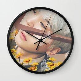 New beginning Wall Clock