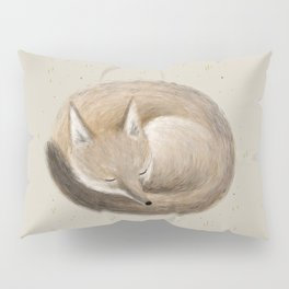 Swift Fox Sleeping Pillow Sham