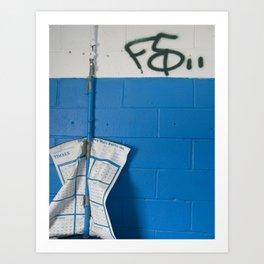 F5 Art Print