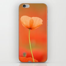 Two poppies 1873 iPhone & iPod Skin