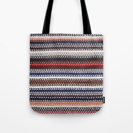 Texture laine Tote Bag