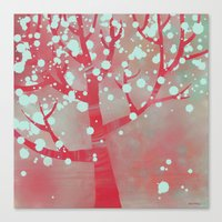 blossom Canvas Prints featuring Blossom by Nic Squirrell