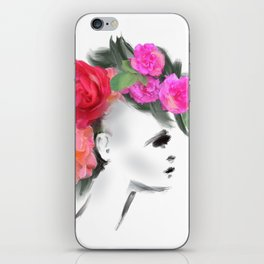 Belle Mohican iPhone Skin