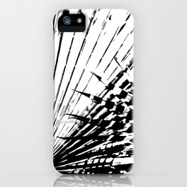Spiked Palm iPhone Case