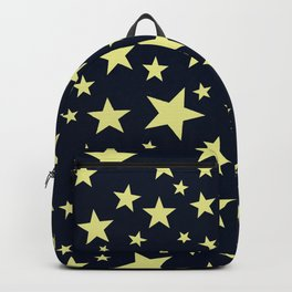 Starry night 1 Backpack