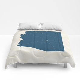 Arizona Parks - v2 Comforters