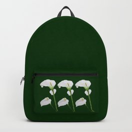 Watercolour Callalily Backpack