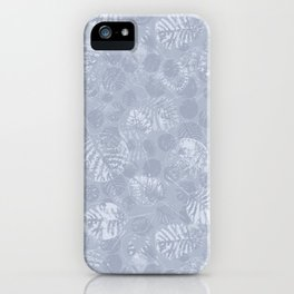 feuilleHiver iPhone Case