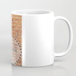 Too Many Walls Coffee Mug