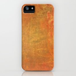 Abstract Oil iPhone Case