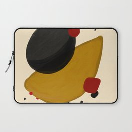 Abstract minimal Laptop Sleeve