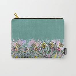 Flowers everywhere! Carry-All Pouch