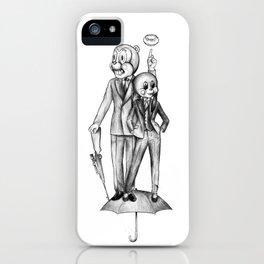 Cha Cha and Hazel iPhone Case
