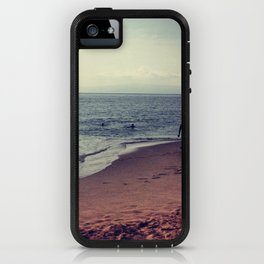 Comes and Goes iPhone Case