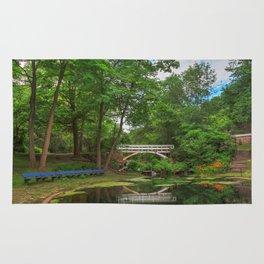 Jean-Drapeau Arch Pond Rug