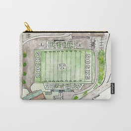 Trinity High School Football Field, Louisville, KY #gift Carry-All Pouch