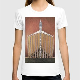 "Design in Art-Deco Style ""Adoration"" T-shirt"