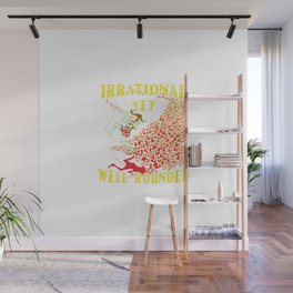 IRRATIONAL PIED PIPER Wall Mural