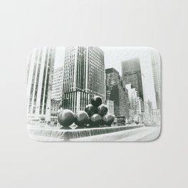 New York cu Bath Mat