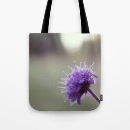 Vintage little purple flower Tote Bag