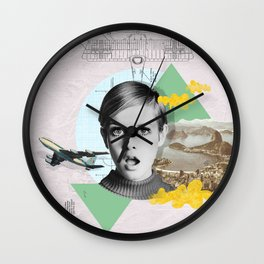 WOW! Vintage #1 Wall Clock