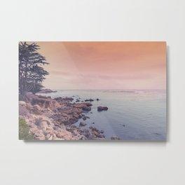 Californian Sunset Metal Print