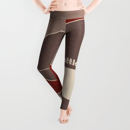 Seattle Mosaic Leggings