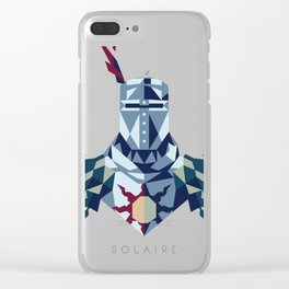 Solaire Clear iPhone Case